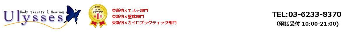 脚やせ、美容整体、セルライトバスターシステムならulysses -ユリシス-【東京新宿・大阪梅田】